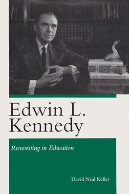 Cover of 'Edwin L. Kennedy'