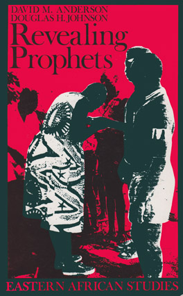 Cover of 'Revealing Prophets'