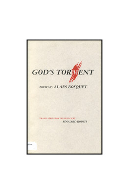 Cover of 'God's Torment'