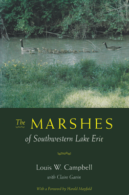 Cover of The Marshes of Southwestern Lake Erie
