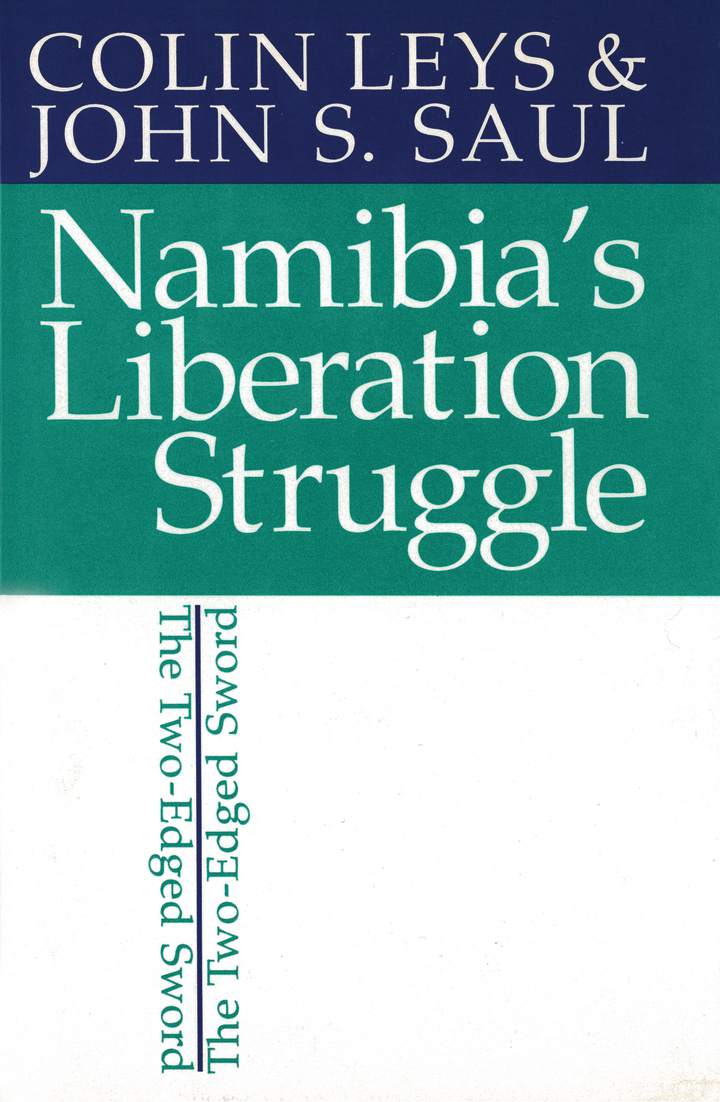 Cover of 'Namibia's Liberation Struggle'