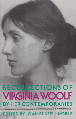 Cover of 'Recollections of Virginia Woolf'