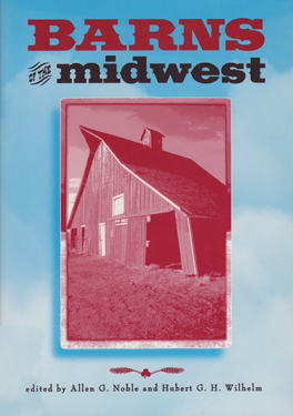 Cover of 'Barns of the Midwest'