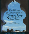 Cover of The History and Conservation of Zanzibar Stone Town