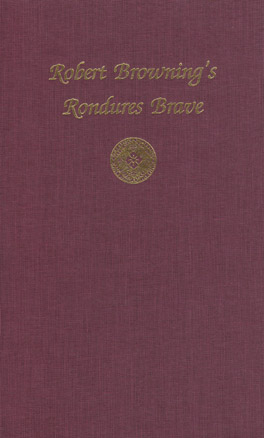 Cover of 'Robert Browning's Rondures Brave'