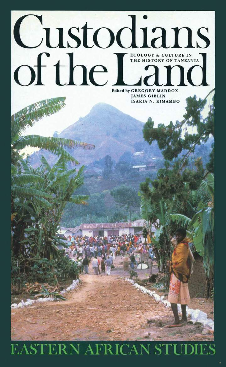 Cover of 'Custodians of the Land'