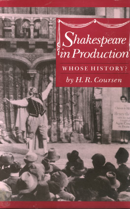 Cover of 'Shakespeare in Production'