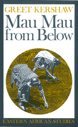 Cover of 'Mau Mau from Below'