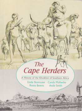 Cover of 'The Cape Herders'