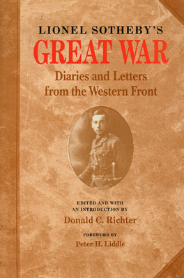 Cover of 'Lionel Sotheby's Great War'