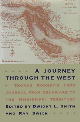 Cover of 'A Journey through the West'