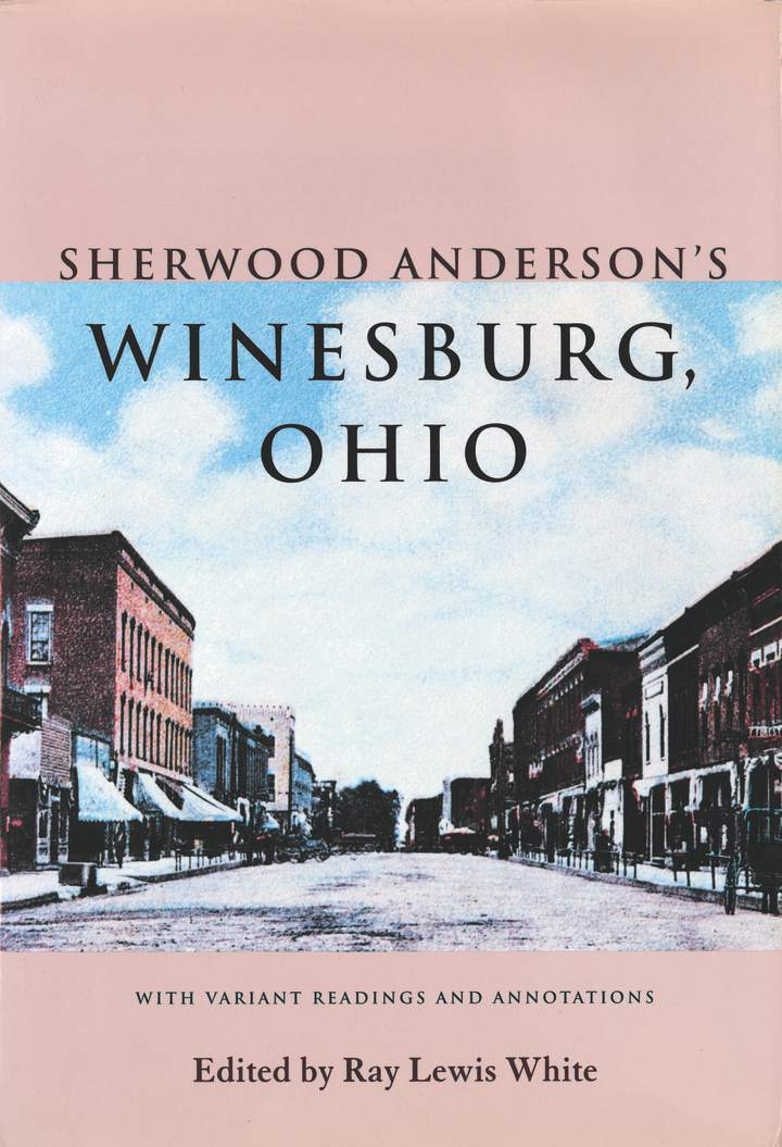 Cover of Sherwood Anderson's Winesburg, Ohio