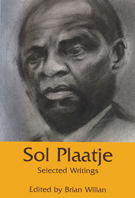 Cover of 'Sol Plaatje'