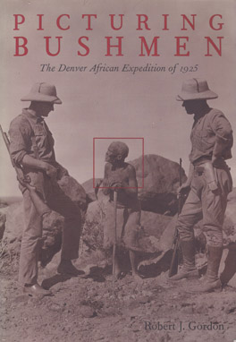 Cover of Picturing Bushmen
