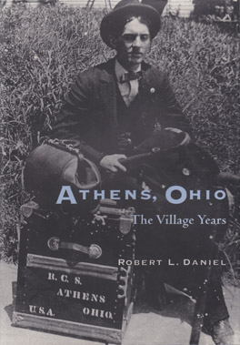 Cover of 'Athens, Ohio'