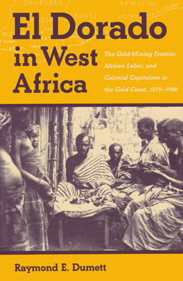 Cover of 'El Dorado in West Africa'