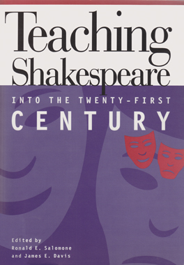 Cover of 'Teaching Shakespeare into the Twenty-First Century'