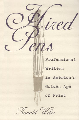 Cover of 'Hired Pens'