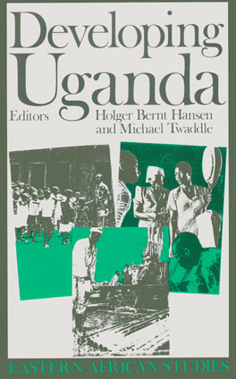 Cover of 'Developing Uganda'