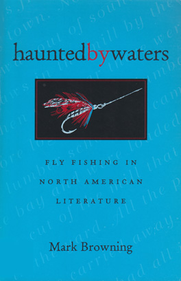 Cover of 'Haunted by Waters'