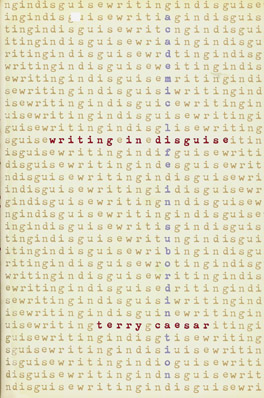 Cover of 'Writing in Disguise'