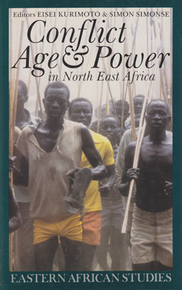 Cover of 'Conflict, Age and Power in North East Africa'