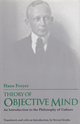 Cover of 'Theory of Objective Mind'