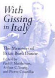 Cover of With Gissing in Italy