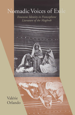 Cover of 'Nomadic Voices of Exile'