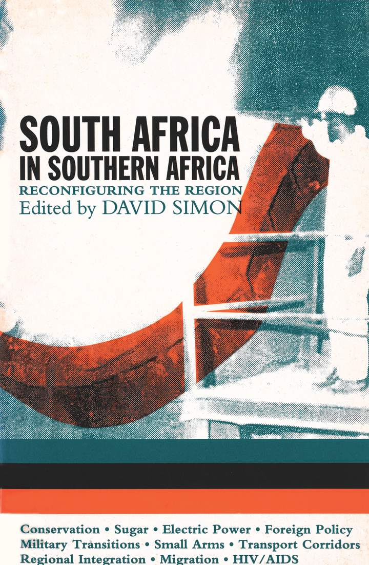 Cover of 'South Africa in Southern Africa'