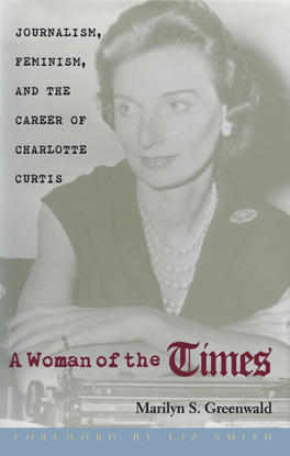 Cover of 'A Woman of the Times'
