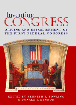 Cover of 'Inventing Congress'