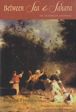 Cover of 'Between Sea and Sahara'