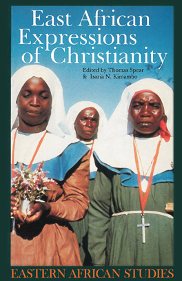 Cover of 'East African Expressions of Christianity'