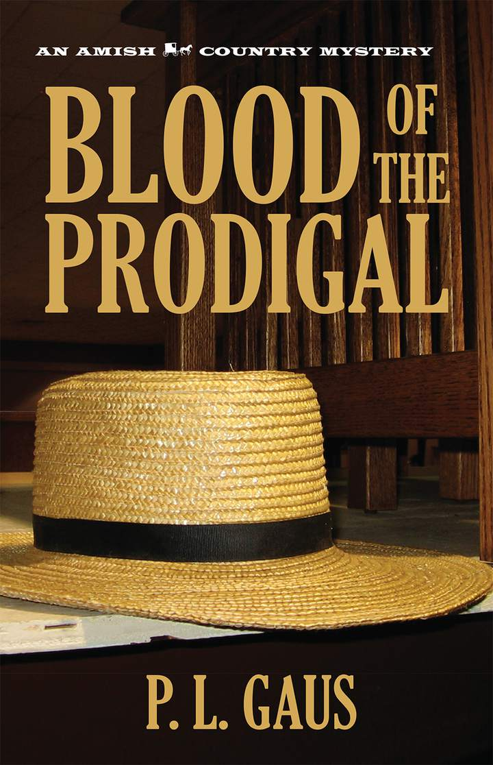 Cover of 'Blood of the Prodigal'