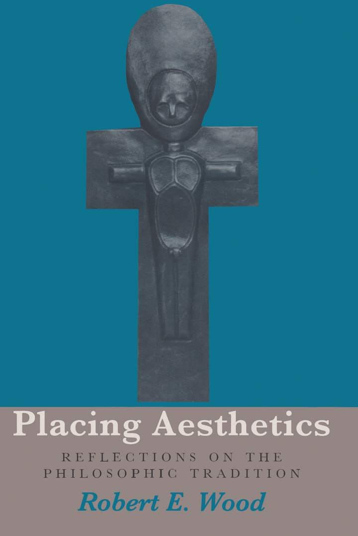 Cover of 'Placing Aesthetics'