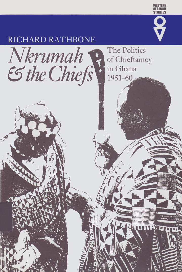 Cover of 'Nkrumah & the Chiefs'