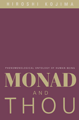 Cover of 'Monad and Thou'
