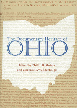 Cover of 'The Documentary Heritage of Ohio'