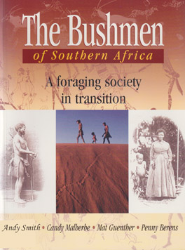 Cover of 'The Bushmen of Southern Africa'