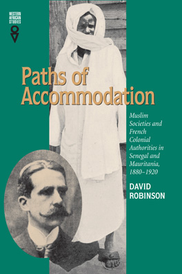 Cover of Paths of Accommodation