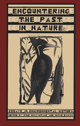Cover of 'Encountering the Past in Nature'