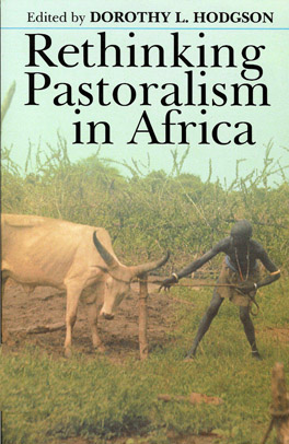 Cover of Rethinking Pastoralism in Africa