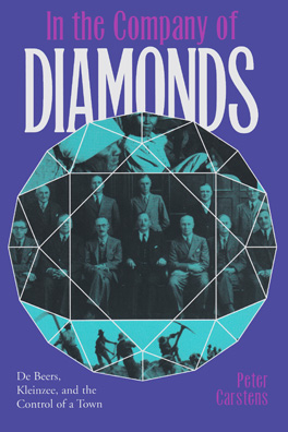 Cover of 'In the Company of Diamonds'