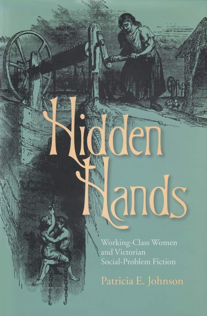 Cover of 'Hidden Hands'