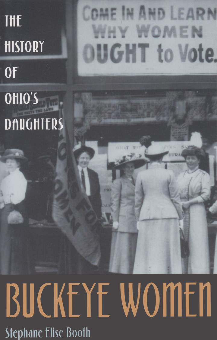 Cover of 'Buckeye Women'