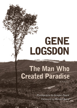 Cover of The Man Who Created Paradise