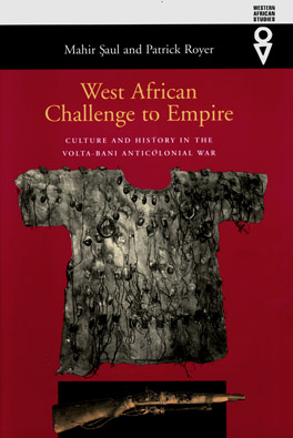 Cover of West African Challenge to Empire