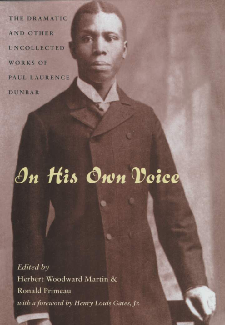 Cover of 'In His Own Voice'
