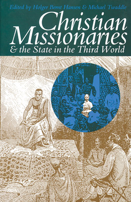 Cover of 'Christian Missionaries and the State in the Third World'